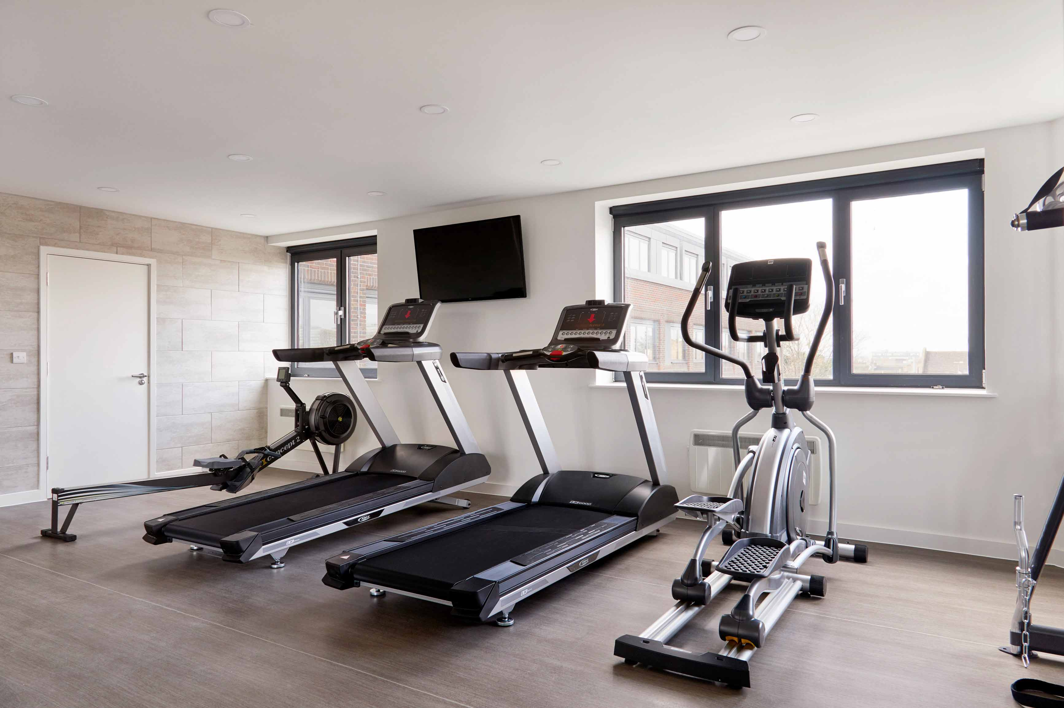 Hire fitness equipment gym