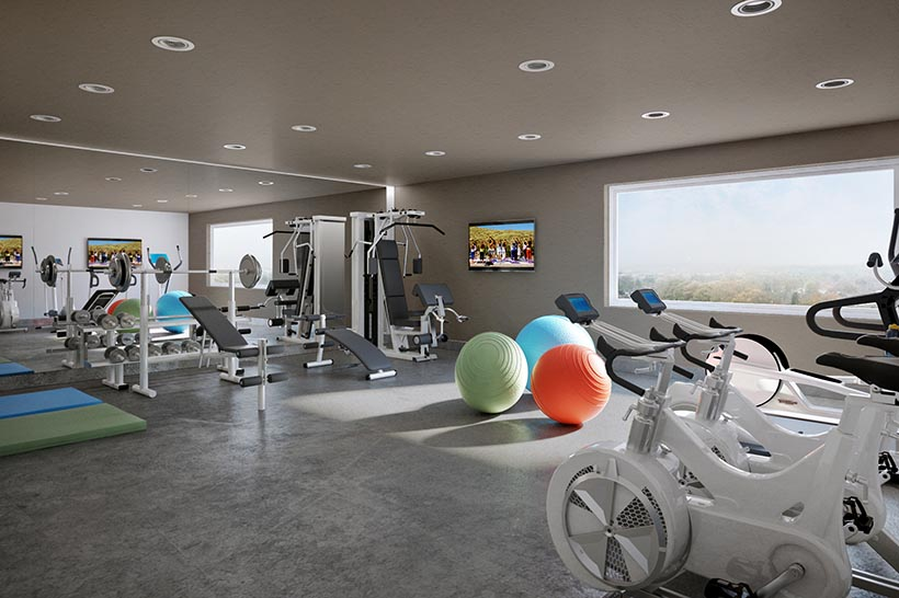 Residents Gyms